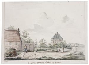Landhuis bij Zwolle
