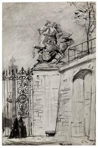 Hek van de Tuilerieën