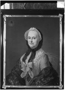 Portret van Alida Cornelia van Strijen (1685-1778)