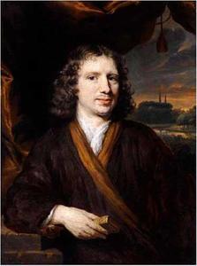 Portret van een man genaamd Rochus van der Does (1643-1707)