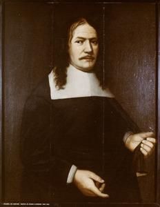 Portret van een man genaamd Ernst Gunning (....-1671)