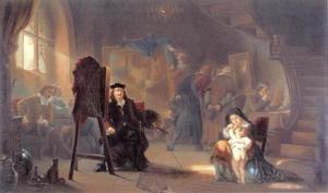 Atelier van Rembrandt