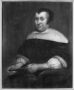 Portret van Susanna van Hertsbeeck (1622-1679)