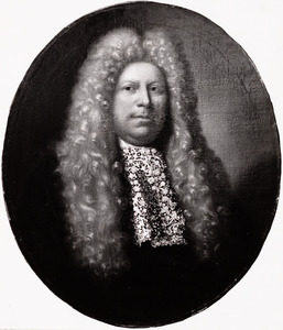 Portret van Jacob Dane (1638-1699)