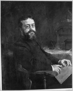 Portret van Victor Eugene Louis de Stuers (1843-1916)