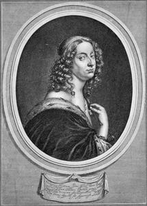 Portret van Koningin Christina van Zweden (1626-1689)