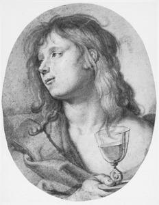 De apostel Johannes