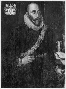 Portret van Ernst van Ittersum tot Nijenhuis (1563-1611)