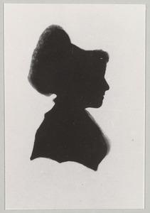Portret van een vrouw, waarschijnlijk Francoise Elisabeth Julie Sigal (1774- )