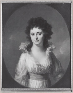 Portret van Paulina Adriana Boreel (1775-1823)