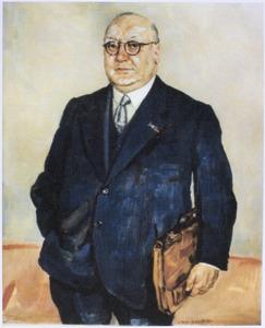 Portret van Barend Joseph Maria van Spaendonck (1896-1967)