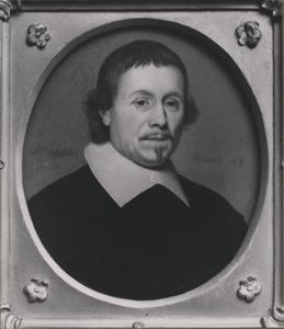 Portret van Jan Hubrecht (1606-1669)