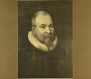 Portret van Samuel van Lansbergen (1589-1669)
