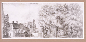 H. Kruiskapel aan het Oudmunsterkerkhof (Domplein) te Utrecht