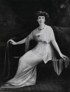 Portret van Julia Johnson Calhoun (1884-1970)