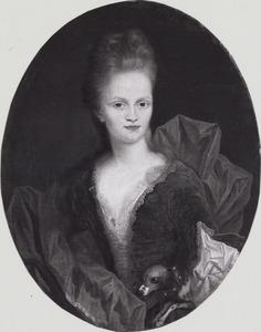 Portret van Anna Margaretha de Petcum (1676-1745)