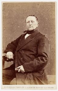 Portret van J.D. Preuijt (1801- )