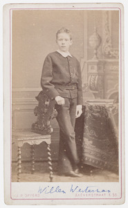 Portret van Willem Westerman (1864-1935)