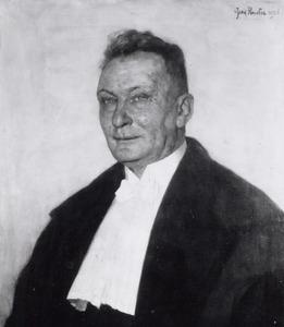 Portret van Gerhard Willem Kernkamp (1864-1943)