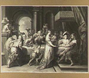 Het feestmaal van Herodes