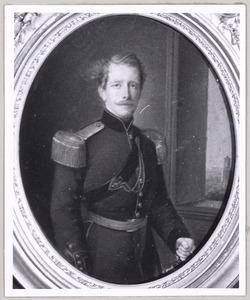 Portret van Willem van Limburg Stirum (1822-1888)