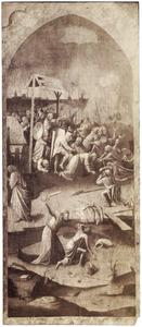 De gevangenneming van Christus