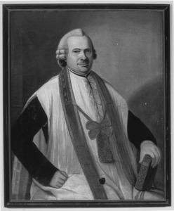 Portret van de karmeliet Raphaël de Maguin (1740?-1812)