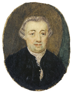 Portret van Pieter van Schuylenburch (1714-1764)
