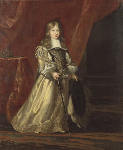 Kinderportret van Karl XI, koning van Zweden (1655-1697)