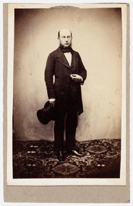Portret van Christiaan van Lennep (1828-1908)