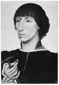 Portret van Francesco d'Este (ca. 1430-na 1475)