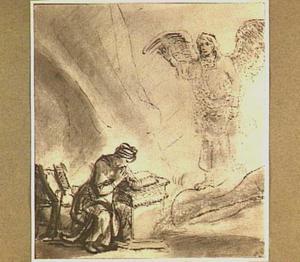 De annunciatie (Lucas 1:28-38)
