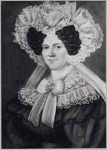 Portret van mogelijk Maria Catharina Antoinette Scholvinck (1787-1837)