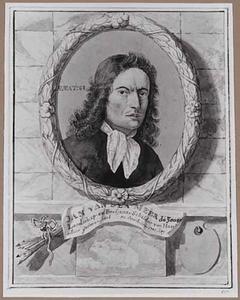 Portret van Jan van der Meer II (1656-1705)