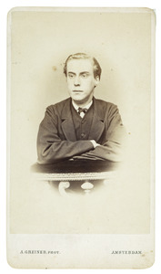 Portret van Hendriks