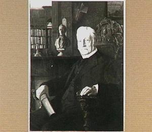 Portret van Jonkheer mr. A.F. de Savornin Lohman