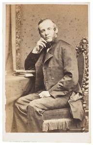 Portret van Jan Willem Reynier Tilanus (1823-1914)