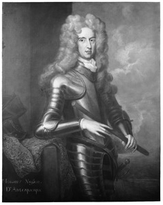 Portret van Hendrik van Nassau -Ouwerkerk ( -1708)