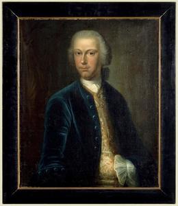 Portret van Aegidius van de Poll (1728-1795)