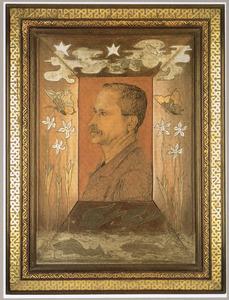 Portret van Martin Joosstens (1847-?)