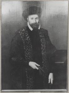 Portret van Andries van der Goes (....-1591)