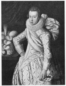 Portret van Prins Christiaan (1603-1647), zoon van Koning Christiaan IV van Denemarken
