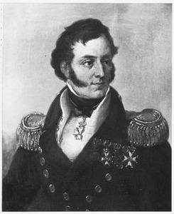 Portret van Jan Coenraad Koopman (1790-1855)