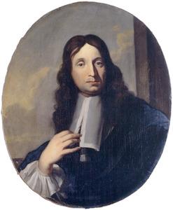 Portret van Johannes Antonides van der Goes (1647-1684)