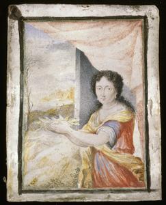 Portret van een persoon genaamd Jongbloed