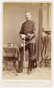 Portret van Jan Jelmer Hinlopen (1802-1888)