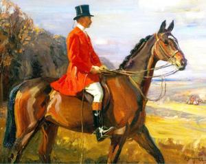 Een Britse hunter