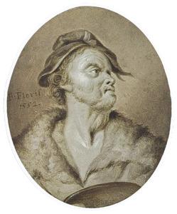 Portret van Frans Floris (?-1570)