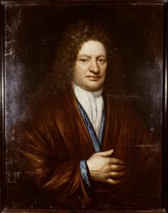 Portret van David Thomassen à Thuessink (1655-1689)/1694