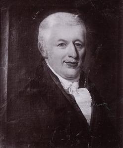 Portret van Dirk Hooglandt (1758-1827)